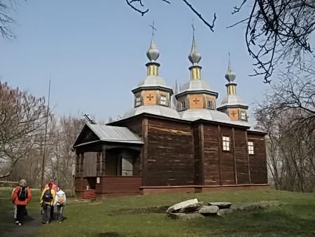 Деревянные церкви – жемчужина Переяслава- Хмельницкого.