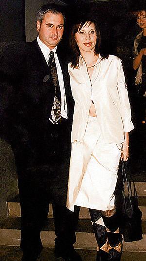 Валерий с женой Ириной прожили 20 счастливых лет.