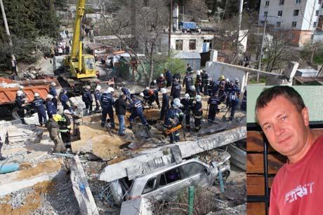 43-летний инженер Александр Рунов подменял свою жену. Это дежурство стало для него последним…