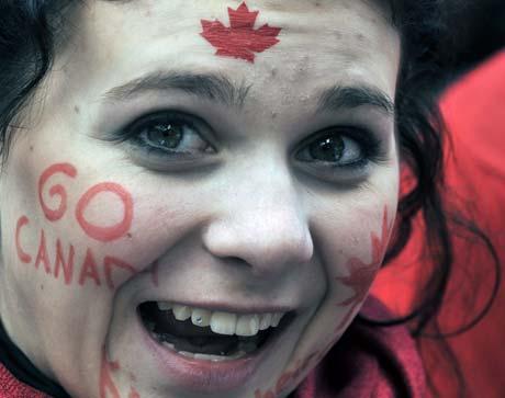 ...со временем превращаются в настоящих канадок.