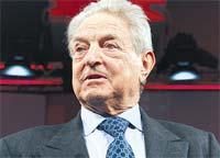 Неужели Джордж Сорос решил заработать очередной миллиард на евро?