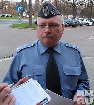 Пресс-секретарь Департамента ВВС Польши Мартин Рогус любезно согласился ответить на вопросы спецкора