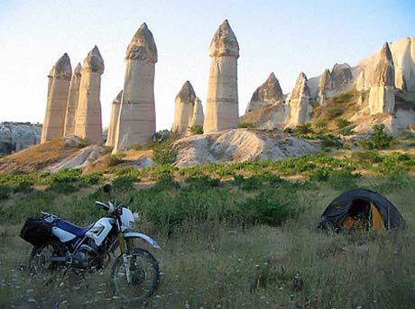 Фото Алексея ПИЛИПЕНКО. Турция, Каппадокия.