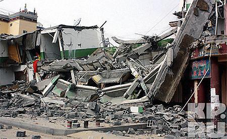 Населенные пункты провинции превратились в руины.
