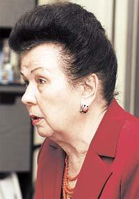 Мария Орлик.