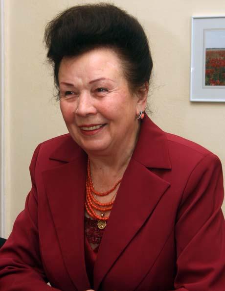 Мария Орлик: - Я оптимист по натуре!