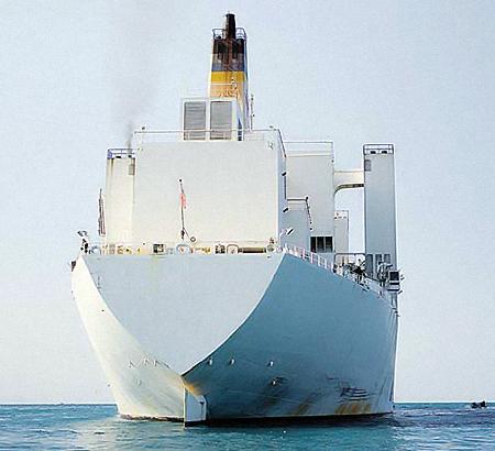 Загадочный корабль, на котором делают новейшие медицинские процедуры.