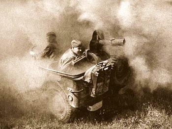 Иван Дорошенко на войне служил в моторизованной роте