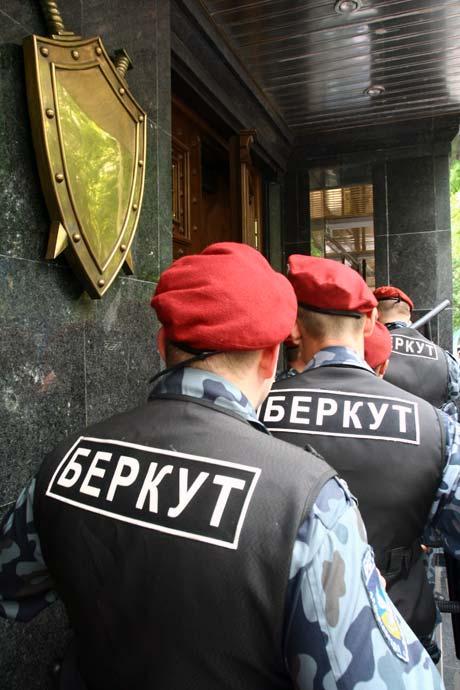 24 мая 2007 года. Решение Цушко послать в ГПУ «Беркут» едва не стоило ему свободы.