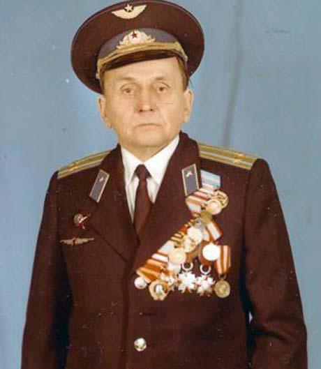 Николай Королев вернулся с войны с наградами от Войска Польского.