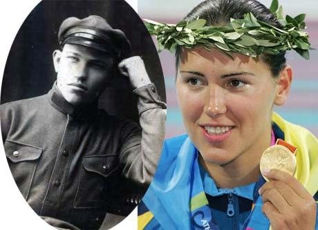 Яна Клочкова каждый год приезжает на могилу Василия Николаевича.