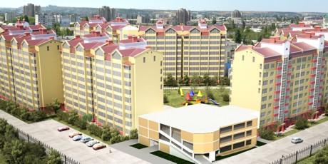 Жилой семейный комплекс Владоград
