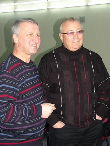 Евгений Карташов с мэром Днепропетровска Иваном Куличенко и сейчас находят общий язык