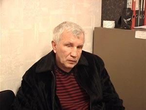 Лёра Сумской не рад встрече с правоохранителями.