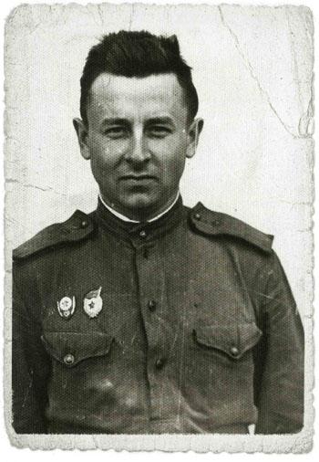 Служба в рядах Советской армии (1963-1966 годы).