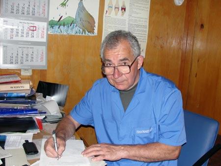 Врач Николай Слипченко: - Существовала угроза жизни пациентки.