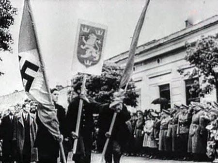 Нападение Германии на СССР- праздник для националистов Львова.