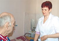 Людмила Артюх выхаживает сердечников.