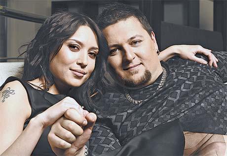 Рецепт счастья от Сергея и Алены - любить и уважать друг друга.