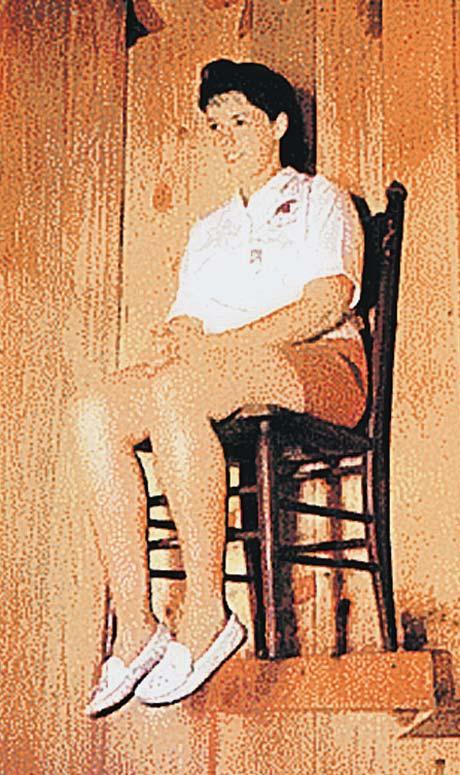 В «Таинственном пятне» можно сидеть на стуле, попирая законы гравитации.