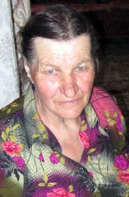 Антонина Ганжа утверждает, что исцелилась после молитв у груши.