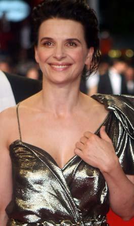Жульет Бинош для всего мира является олицетворением «красоты по-французски».