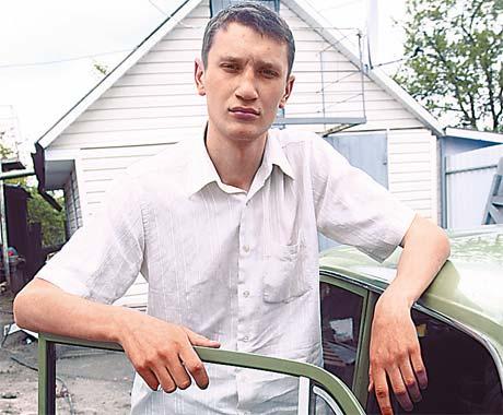 Племянник Кличко - копия Виталия в юности.