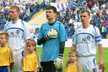 Вратарь «Таврии» Максим Старцев считает, что лучший матч еще впереди