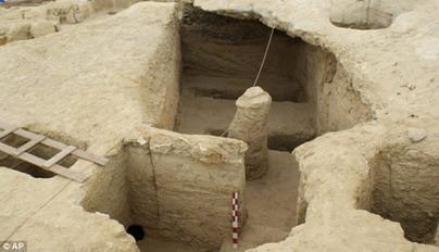 В лабиринтах подземного города хоронили более 2 тысяч лет
