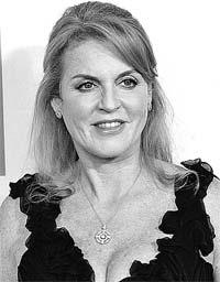 Герцогиня Йоркская Сара Фергюсон решила «продать» бывшего мужа.