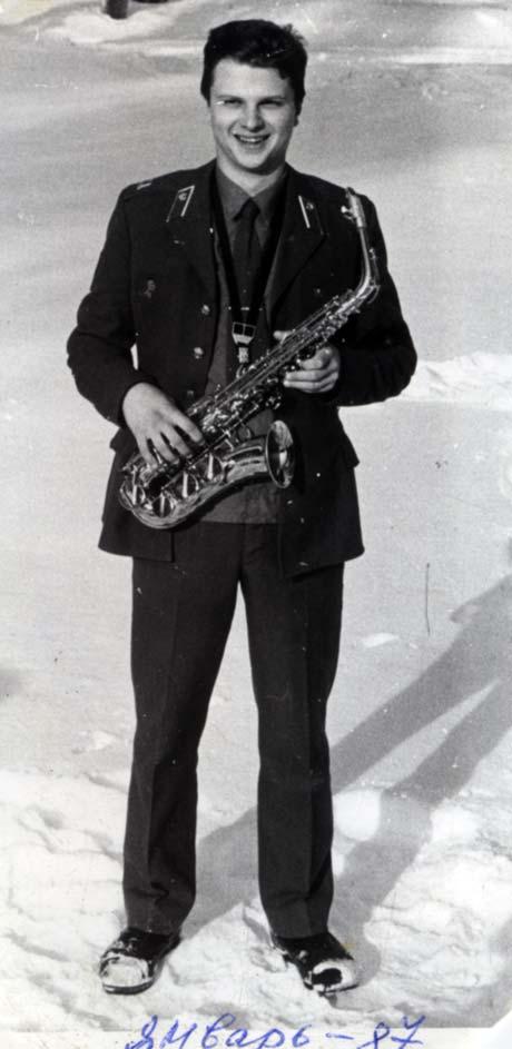 Армия. Одесса январь 1987 года