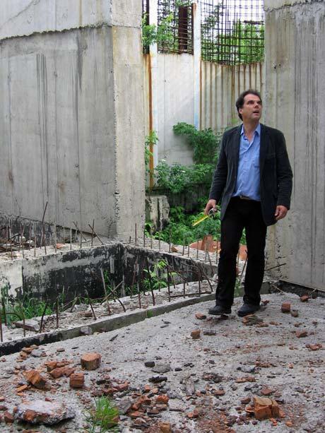 Архитектор из Голландии Эрик ван Влит: - Это, конечно же, не самый лучший зоопарк Европы.