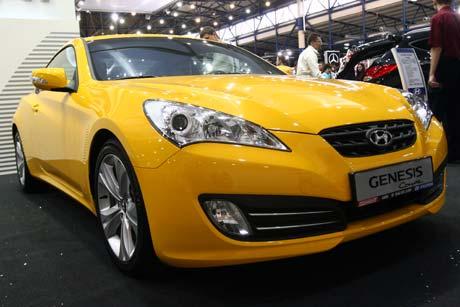 Hyundai застобил место в классе «заряженных» купе.