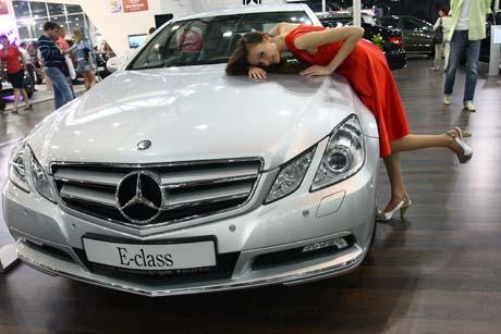 Mercedes – игрушка не для бедных.