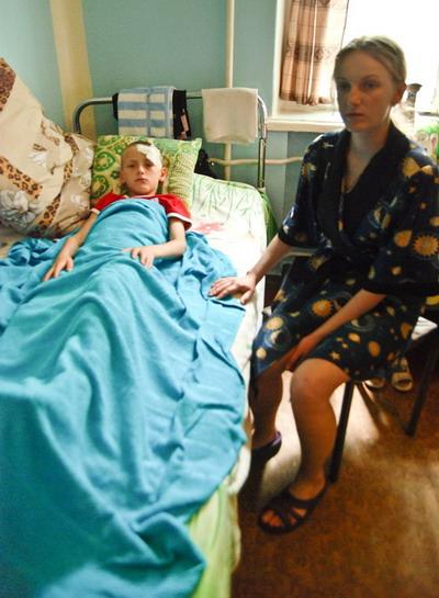 И Владик, и мама до сих пор в шоковом состоянии после произошедшего.
