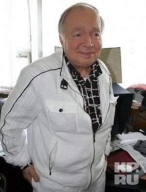Легендарный Андрей Вознесенский.