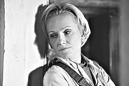 Дочь актера Анастасия Сердюк успешно продолжила театральную династию.