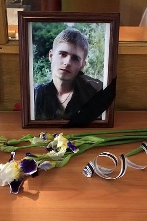 Игорь Индыло не дожил день до 20-летия.