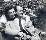 Жена Адальберта Эрдели Магдалина пережила мужа на 50 лет.