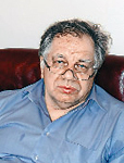 Владелец галереи «Ню Арт» Николай Белоусов.