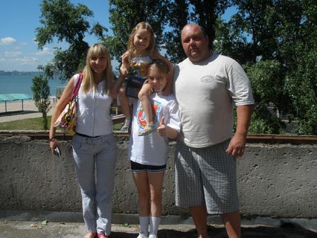 Семья наумовых