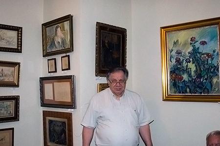 По словам Николая Белоусова,больше всего украинские коллекционеры ценят живопись.