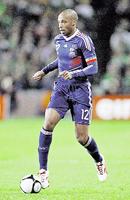 Тьерри Анри - главный козырь сборной Франции.