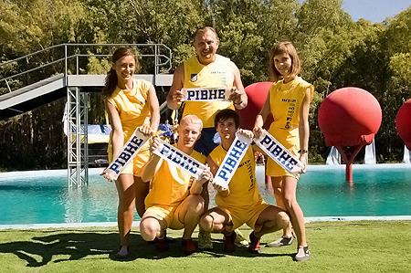 Патриоты из Ровно завоевали звание лучшего города вУкраине.
