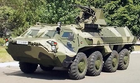 Стоимость контракта на поставку боевых машин составляет порядка 500 миллионов долларов.