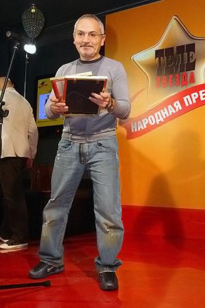 Савик Шустер теперь ведущий еще и спортивной программы.
