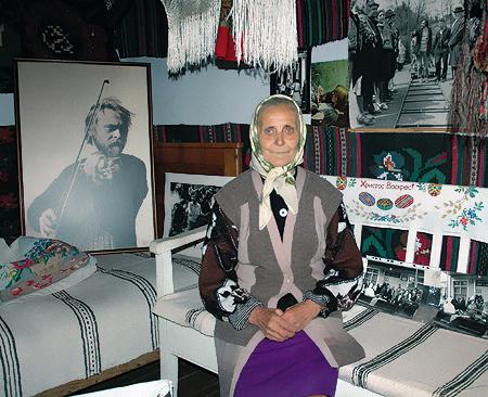 Жана Макаренка, из личного архива Галины Горобец