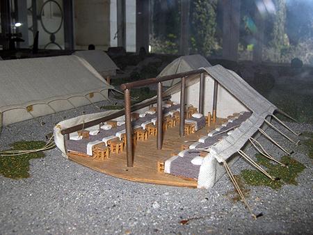 Так выглядел артековский «номер люкс» в первые годы пионерлагеря...