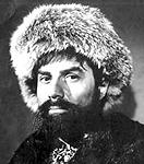 ...и на роль Пугачева в фильм Алексея Салтыкова «Емельян Пугачев».