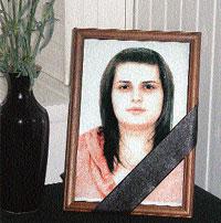 Студентка юрфака Лиза Бибаева - одна из самых молодых среди погибших: ей было 17 лет